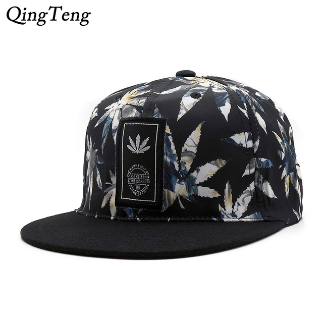 6ada9fa05f9 Swag Bones Weed Snapback Caps I Love Weed Snap Back Hats Hip Hop Baseball  Cap Bone Aba Reta Skate Dgk Gorras Cool Brand Man Cap-in Baseball Caps from  ...