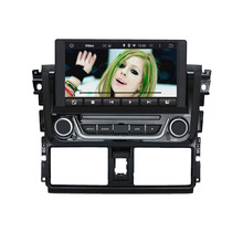 8 Inch Android 5 1 Quad Core HD1024 600 Car DVD Player For TOYOTA For 2014