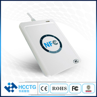 White NFC ACR122U RFID Contactless Smart Card Reader/Writer