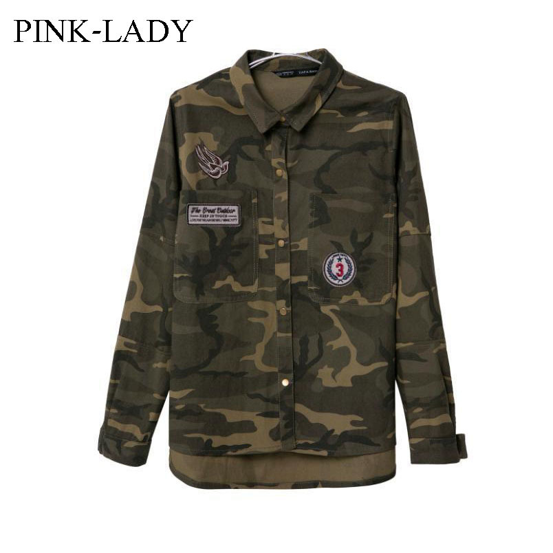 Military Blouse Shirt 116