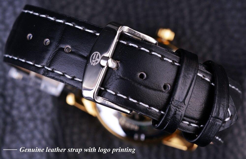 preto caixa de ouro engrenagem bezel relógios