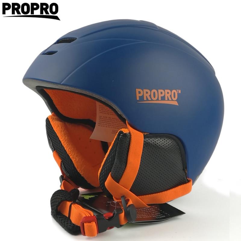 Prix pour PROPRO Marque Ski casque Ultra-Léger et Moulée Intégralement professionnel Snowboard casque hommes De Patinage/Planche À Roulettes casque SHM-003