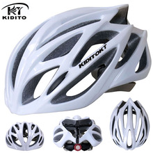 KIDITOKT Cycling Helmet Road Mountain Cycle Helmet In-mold Bicycle Helmet Ultralight MTB Bike Helmet Casco Bicicleta Ciclismo
