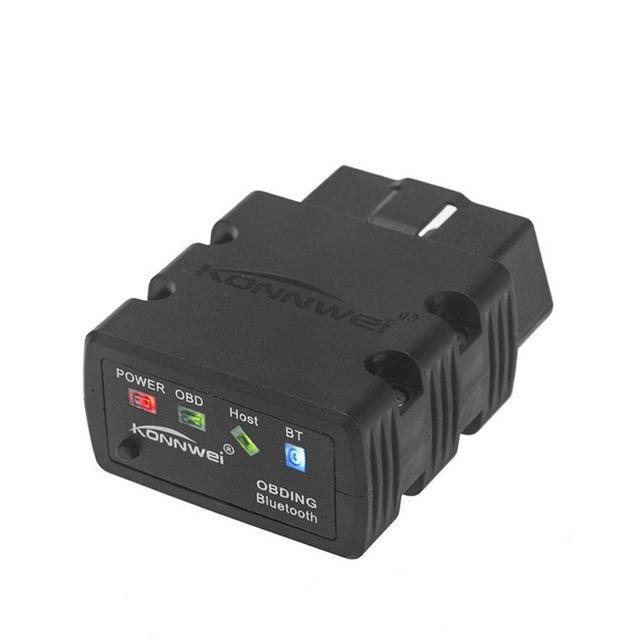 Mini Elm327 Bluetooth Obd-ii Car Diagnostic Scan Tools Elm 327 Obd2 Bluetooth V 1.5 Code Reader Scanner Support J1805 Protocol