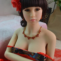 158cm real silicone sex dolls robot japanese anime love doll realistic toys for men big breast sexy mini vagina adult life full
