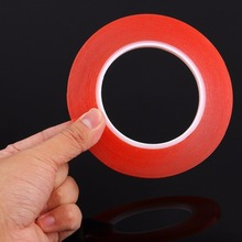 5mm width 3M Double Sided Adhesive Sticker Tape for iPhone / Samsung / HTC