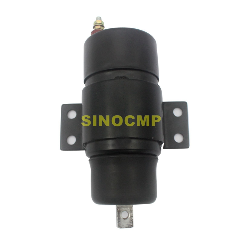 053400-1461 24v fuel stop shutdown shut off flameout solenoid for Kato excavator053400-1461 24v fuel stop shutdown shut off flameout solenoid for Kato excavator