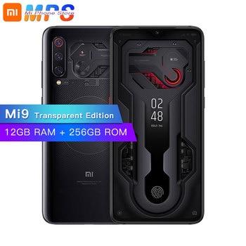 Legend Coupon Xiaomi-Mi-9-12GB-256GBTransparent-Edition-Mi9-Telephone-Snapdragon-855-Octa-Core-6-39-48MP-Triple.jpg_350x350 Smart phone