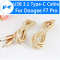 Doogee F7 Pro USB 3.1 Type-C Cable 100% New Micro USB Wire Adapter For Doogee F7 Pro/For Letv LeEco Cool Changer 1C/