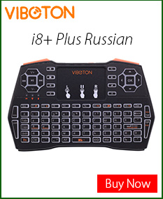 Original iPazzPort 19s Russian Keyboard 2 4G Mini Wireless Keyboard Air  Mouse with Touchpad for Google Android TV Box, Mini PC,