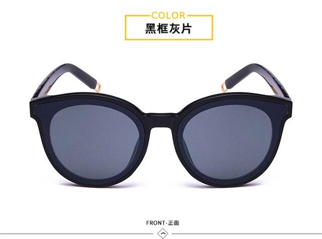 2017 Tendência Da Moda óculos de Sol Das Mulheres Marca de Luxo Designer  óculos de Sol 4da5c2b7fd