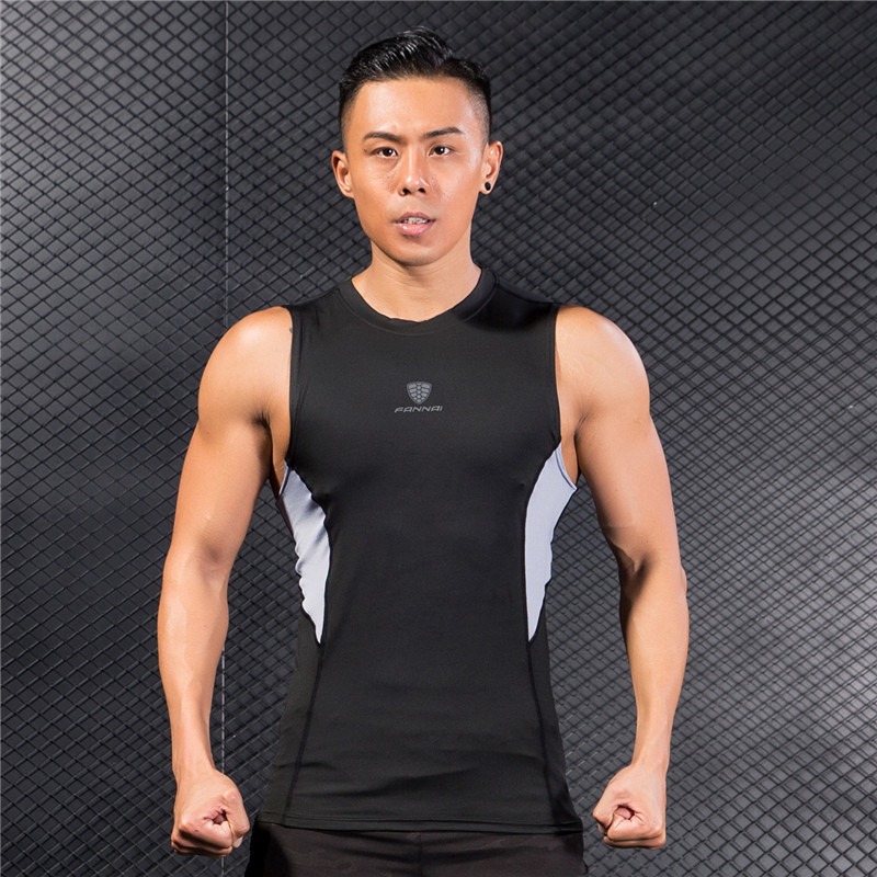 Funny Shark Mens Tank Top Vest Shirts Singlet Tank Tops Sleeveless Underwaist for Basketball
