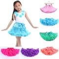 Princess Kids Girls Tulle Party Ballet Dancewear Short Cake Tutu Skirt  Pettiskirt Costume Hot SHM