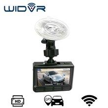 WIDVR W907 dash camera GPS WIFI Novatek 96658 avtoregistrator Full HD 1080P Car dvr 2.4 IPS Screen Car Recorder Dash cam
