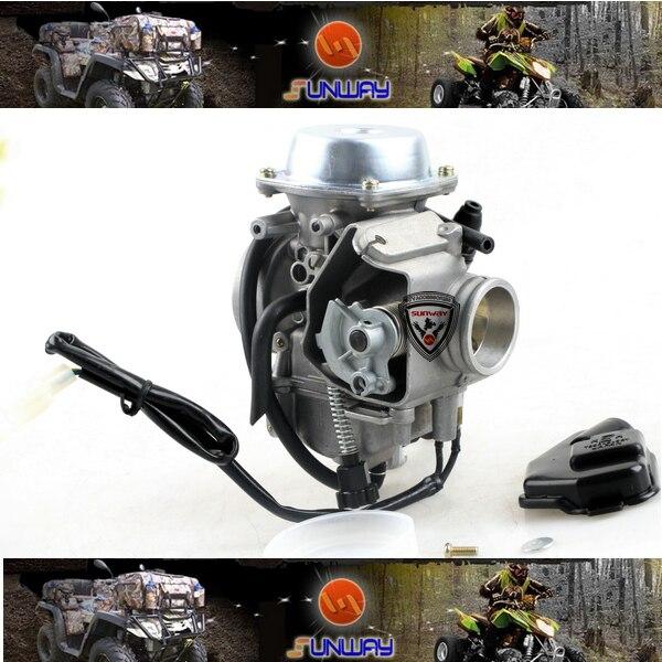 все цены на ATVs  32MM Carburetor for HONDA ATC250 TRX250 TRX300 TRX350 TRX400 Engine  Carburetor Free Shipping by epacket онлайн