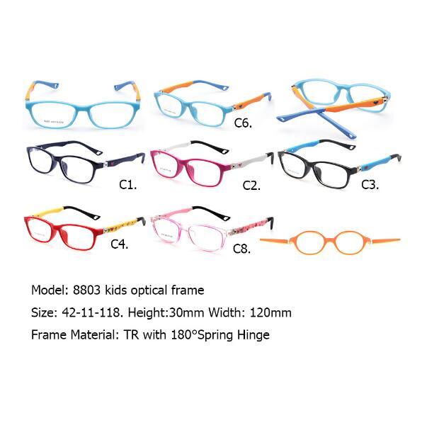 4229318f9d 8803 45 11 126 TR Safe Kids eyewear Glasses frame kids Flexible glasses  Optical Child eyewear frame Toddler s eyeglasses-in Eyewear Frames from  Apparel ...