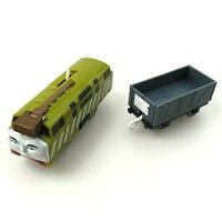 T0206 Chinldren סיטונאי הילדה ילד ילד מתנת צעצוע רכבת תומס והחבר Trackmaster מנוע ממונע-דיזל 10 & מכרז