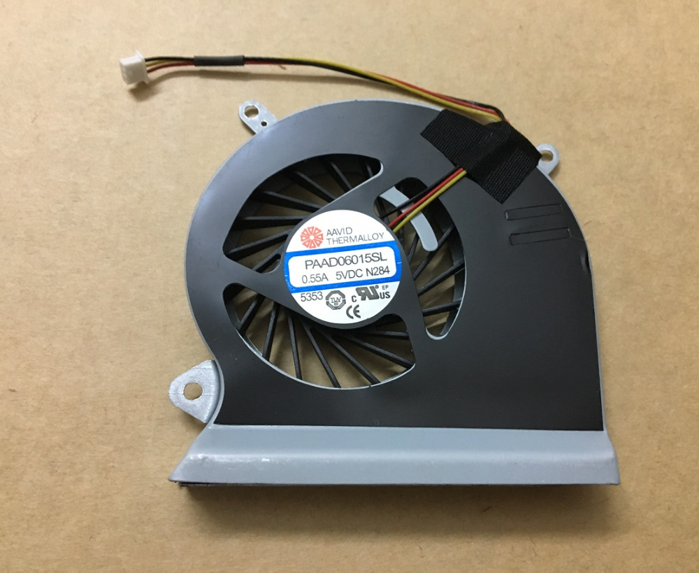 SSEA New Original fan per MSI GE60 16GA 16GC laptop cpu ventola di raffreddamento PAAD06015SL N284