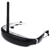 Hot FPV Goggles Video Glasses 62 Inch 4 3 LCD Screen 3D Multifunctions Video Glasses For