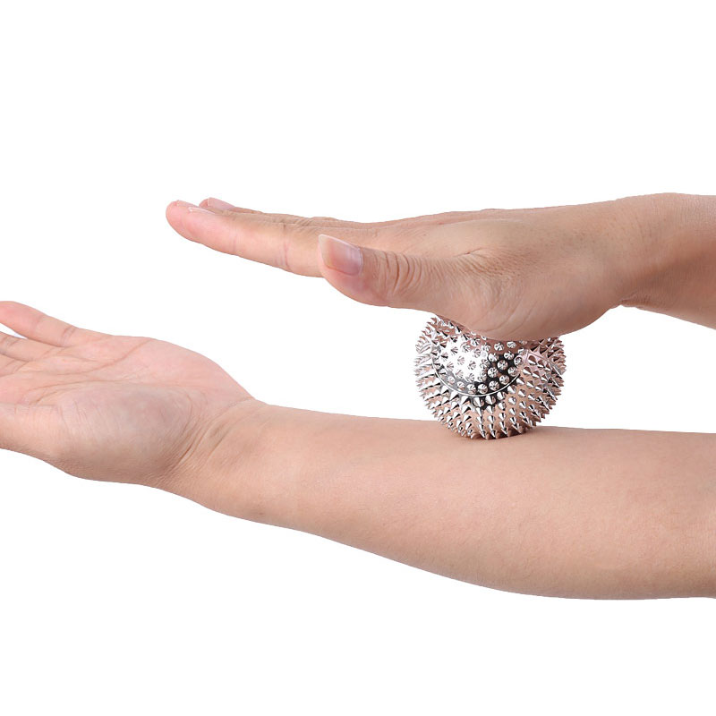 Magnetic Massage Ball Yoga Bazaar Personal Massage Therapy