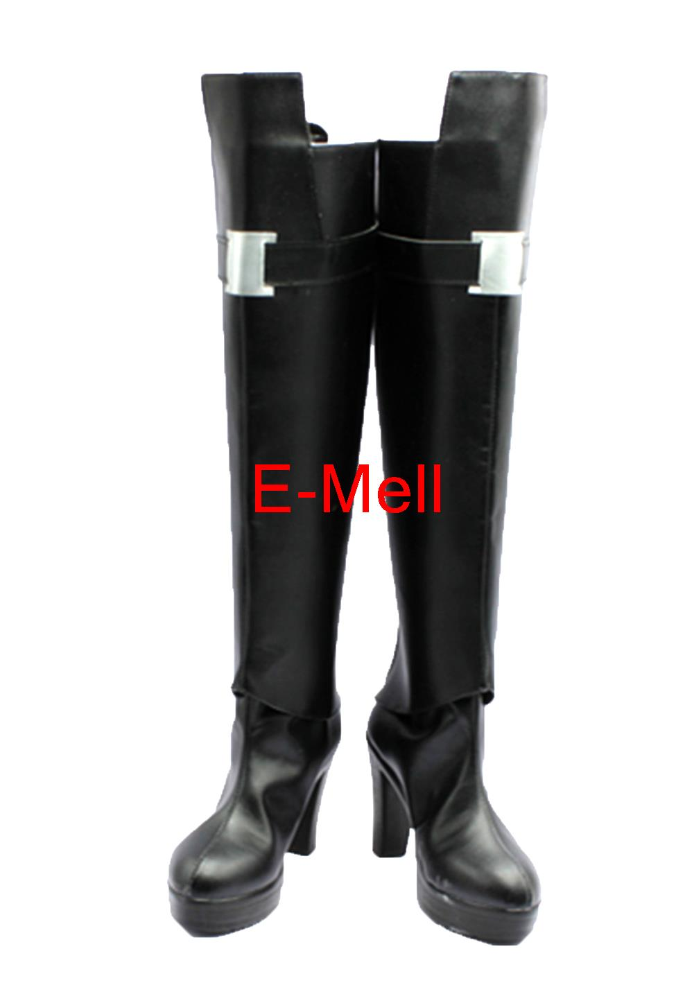 LOL Cosplay The Piltover Enforcer Vi boots font b shoes b font boot font b shoe