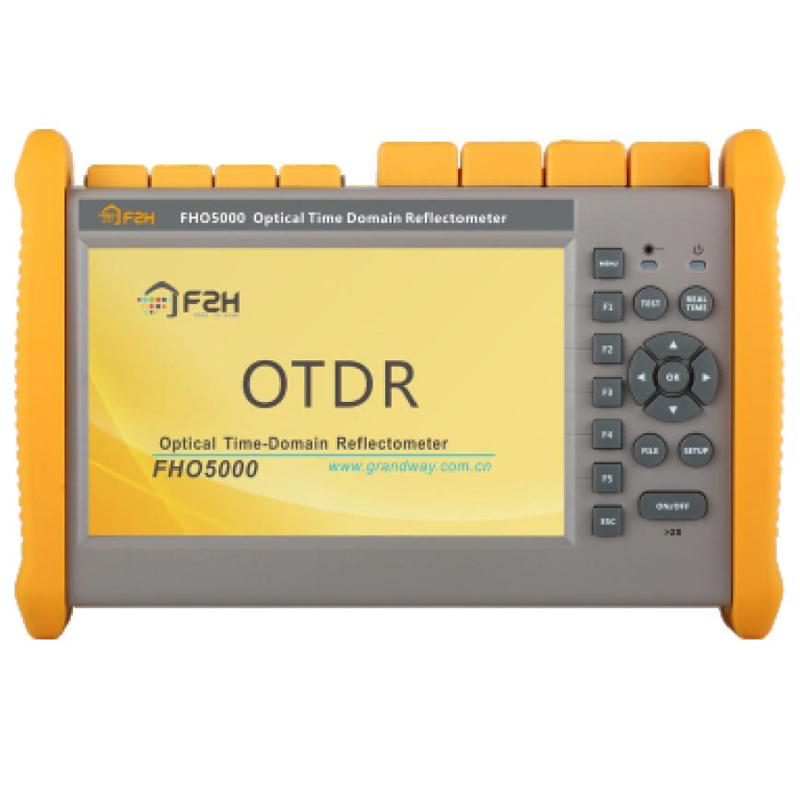FHO5000-MD21 SM&MM 850/1300/1310/1550nm 19/21/35/33dB Built-in red light VFL Optical Time Domain Reflectometer Fiber Optic OTDR