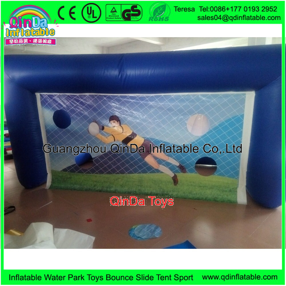 inflatable soccer gate01