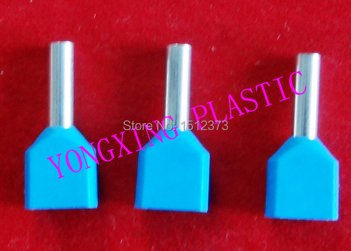 500PCS/box insulated wire ferrules cable ends terminal cable ...