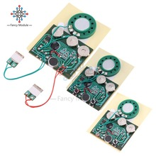 Music-Module Recorder Sound Board-Chip Programmable Greeting-Card Photosensitive