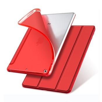 Yumuşak iPad Hava 2 için Hava 1 Kılıf Silikon Akıllı Darbeye Dayanıklı A1474 A1566 iPad kılıfı Hava 2 1 5 6 akıllı kapak Otomatik Uyku/uyandırma