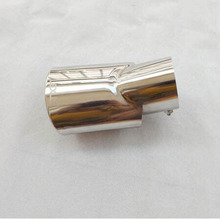 for Lexus RX 270 RX350 2010 2012 2014 Stainless Steel Exhaust Pipe Tail Pipe Muffler Car Styling Auto Accessories 1 Pcs