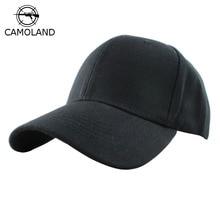 557a844c99e 2016 New Men Women Plain Baseball Cap HipHop Flat Golf Hat Casquette Solid  Color with no