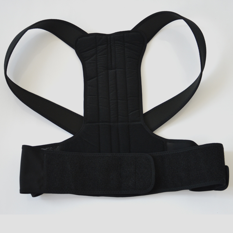 2015 Adjustable Back Chest Support Belt Posture Corrector Brace Health Care Prevention of Adolescent Customary Humpback adolescent