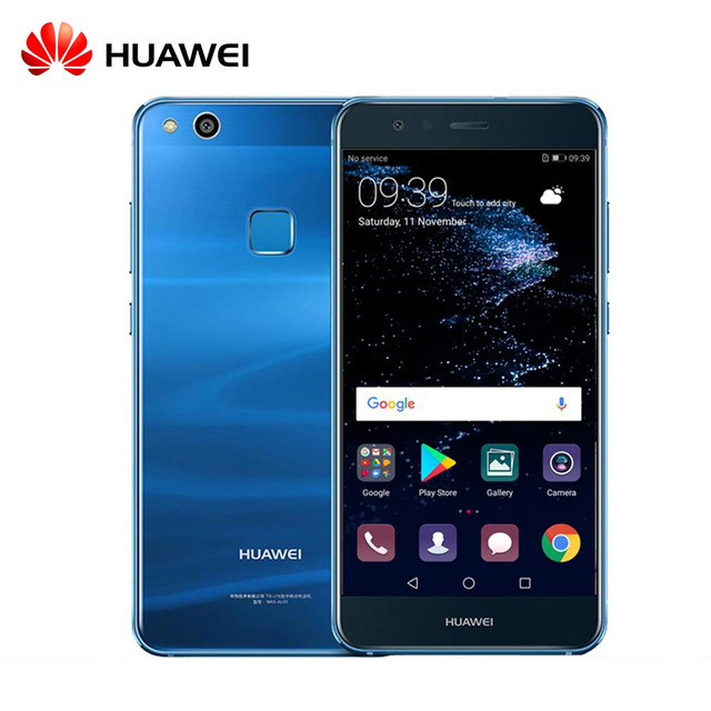 "Original l Huawei P10 Lite nova Lite 5.2"" FHD 1920X1080P 4G LTE Mobile Phone 4g Ram 64GB Rom Krin 658 Octa Core Fingerprint ID"