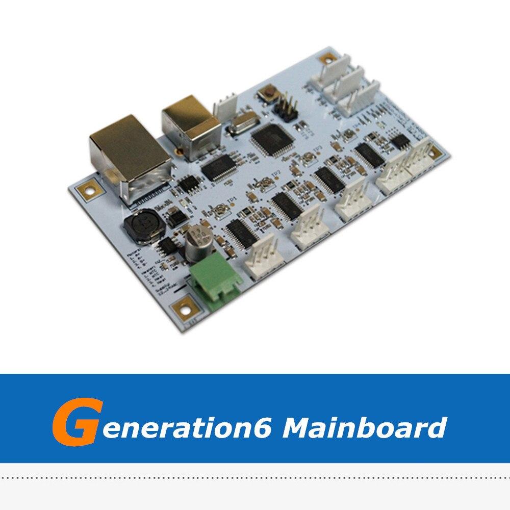 3D Printer Board Generation 6 Mainboard 12-24VDC generation 100