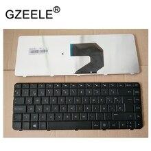 GZEELE new Spanish Keyboard For HP Pavilion CQ45 CQ58 G43 CQ43-100 G57 CQ430 CQ431 CQ635 SP SG-46000-XRA 643263-161 laptop black