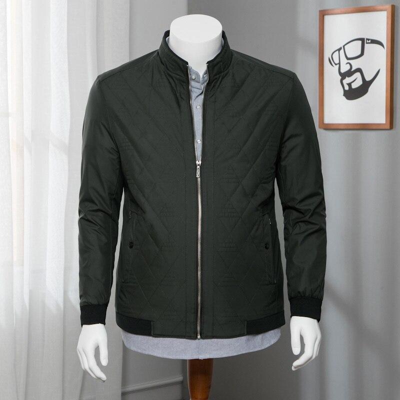 c73d0793fea3 Casual Manteau vêtements Lavé 8xl Code Brand Hommes New De army 7xl Green  Vestes Homme Veste Hiver Mode Grand Marque Manteaux ...