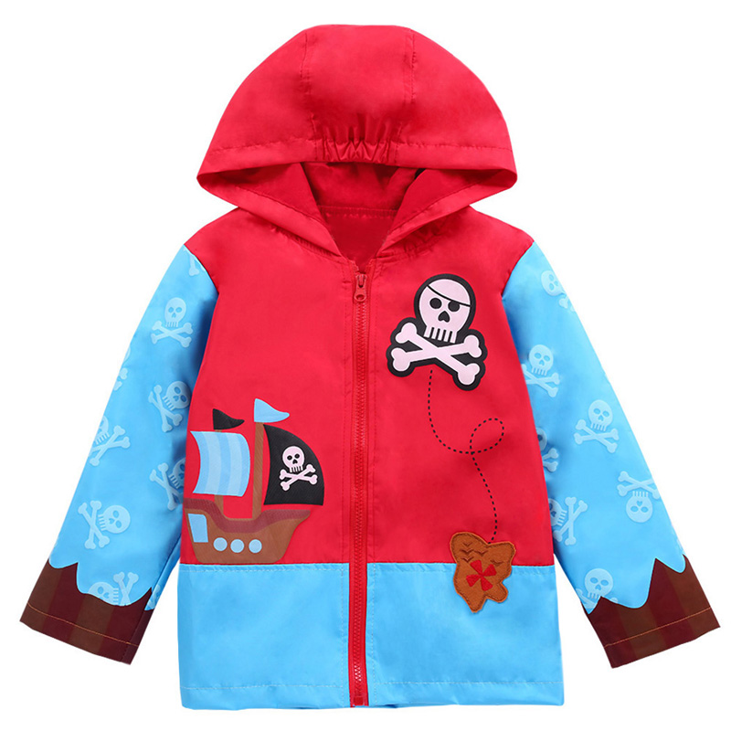 fac5bcadc79f LZH 2018 Spring Autumn Jackets For Girls Windbreaker For Boys ...