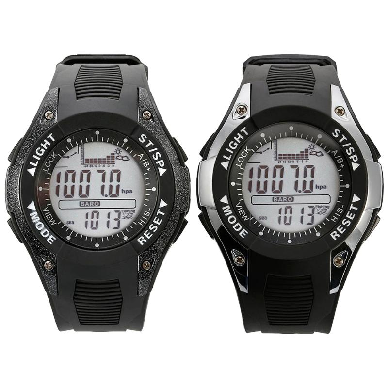 Digital-watch Men Waterproof watches outdoor digital watch clock altimeter barometer thermometer altitude climbing hiking hours