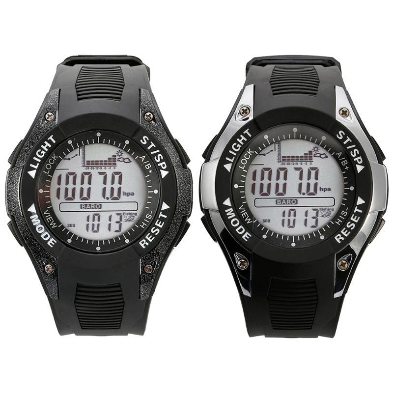 Numérique-montre Hommes montres Étanches en plein air montre numérique horloge altimètre baromètre thermomètre altitude escalade randonnée heures
