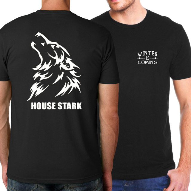 "Men's T-shirts ""Targaryen Fire & Blood"" 3"