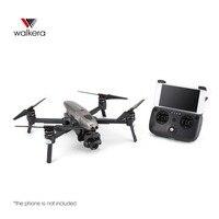 Walkera VITUS 320 складной камера HD 4k 5,8g FPV RC Дрон Квадрокоптер самолет с 3 осевой Gimbal gps Предотвращение препятствий AR игры