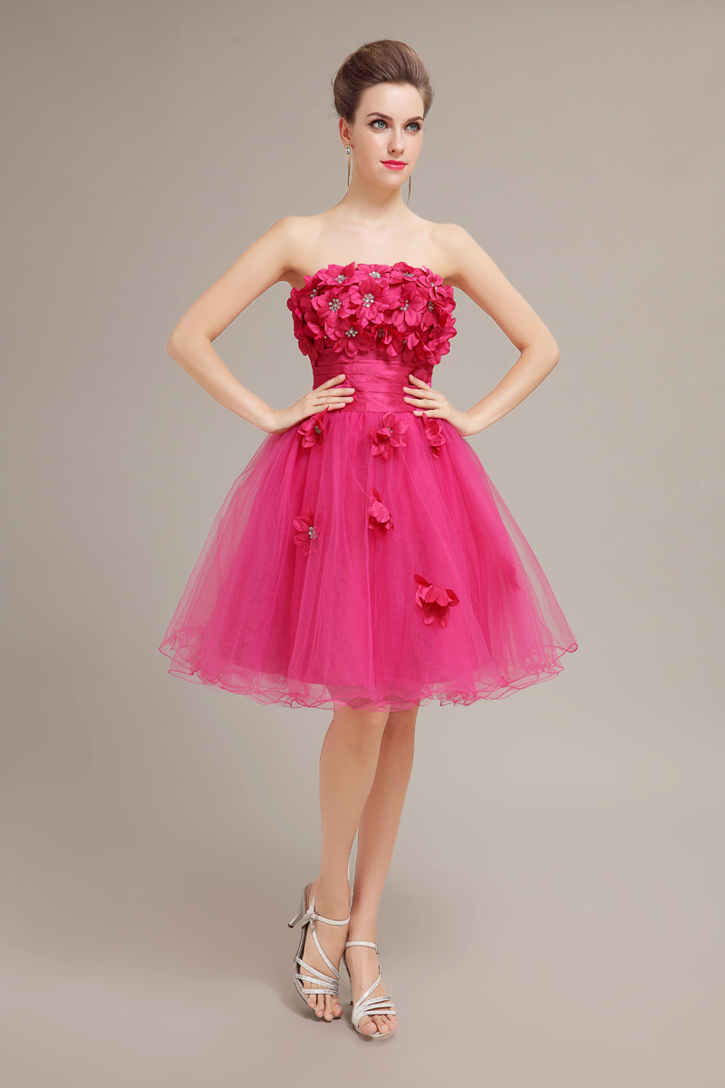 Sweetheart popular high quality crystal cheap tulle