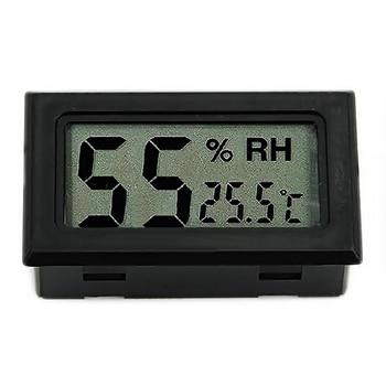 Mały termometr z higrometrem