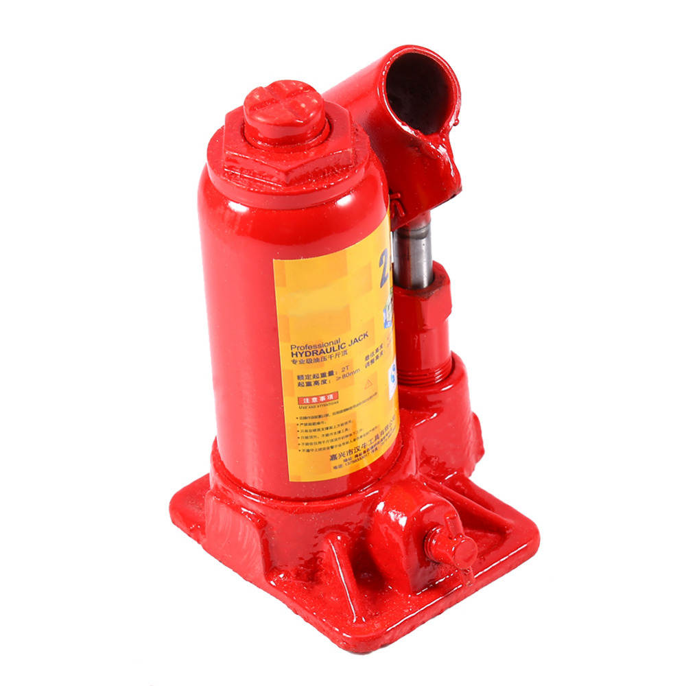 Hot Sale 2t Capacity Car Lift Hydraulic Jack Automotive Lifter