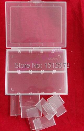 Цельнокроеное платье 10 решетки пластиковые box13.2 * 9.8*2.7 см