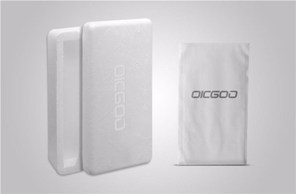oicgoo 3д мягкие изогнутые края весы стекло для айфона 8 7 6 6 плюс с 3D на полный экран протектор плёнки для айфона 7 6 6 с 8 плюс стекло
