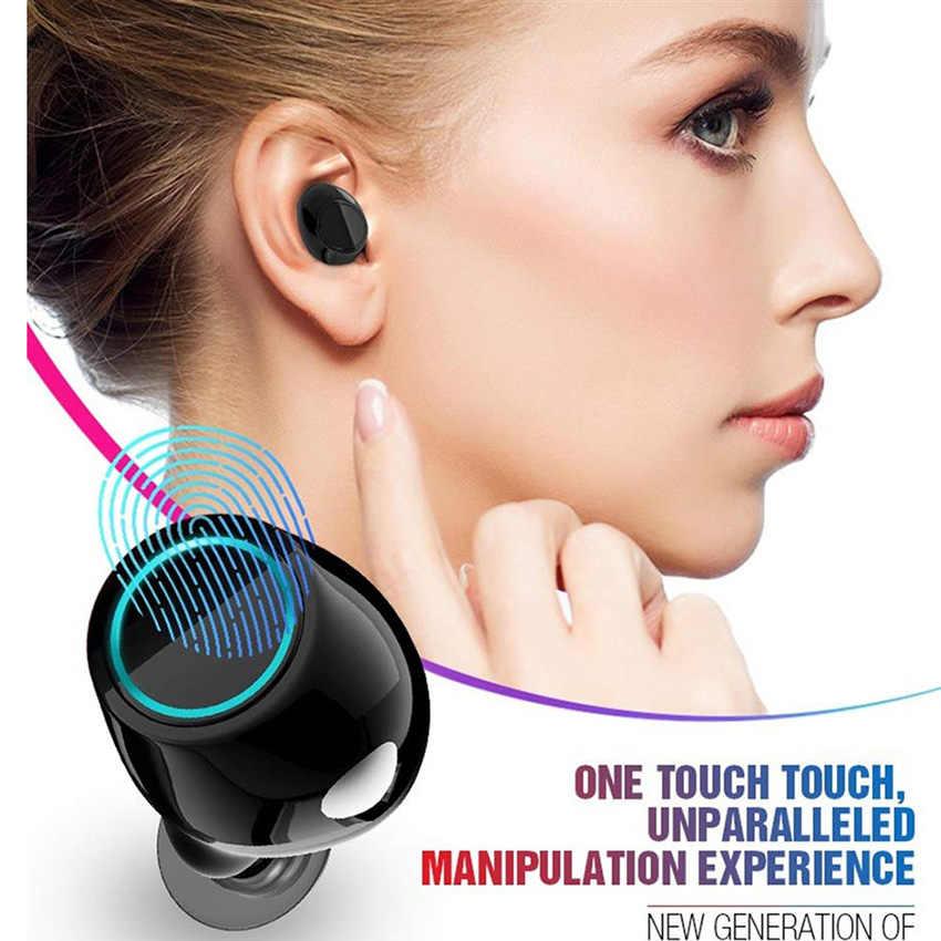 Оригинальные S7 Bluetooth наушники TWS наушники беспроводные Bluetooth наушники стерео гарнитура Bluetooth наушники с микрофоном зарядная коробка