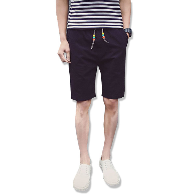 a375ddefe8 US $14.99 |2017 New Summer Style Men Linen Shorts Men Casual Slim Fit  Straight Boardshorts Beach Brand Shorts Mens Shorts-in Casual Shorts from  Men's ...