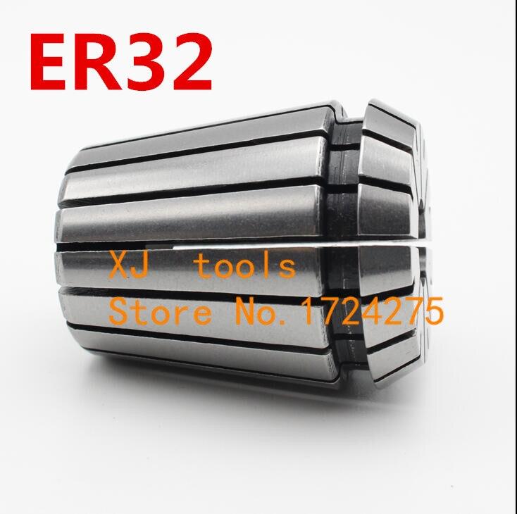 Новинка 1 шт. ER 32 ER32 по размеру Весна цанговый зажимной инструмент сверлильный патрон беседки для фрезерный станок инструмент/фреза